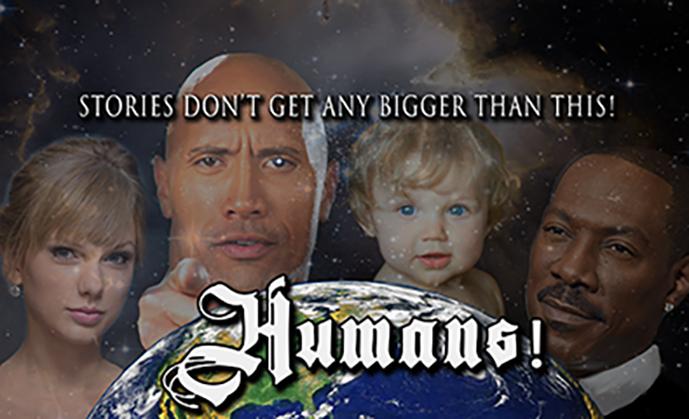 HUMANS!