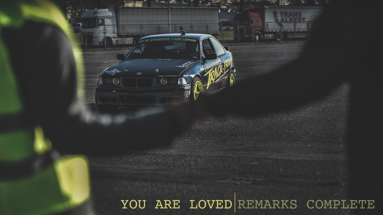 YOU ARE LOVED/ REMARKS COMPLETE