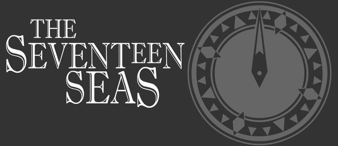 THE SEVENTEEN SEAS