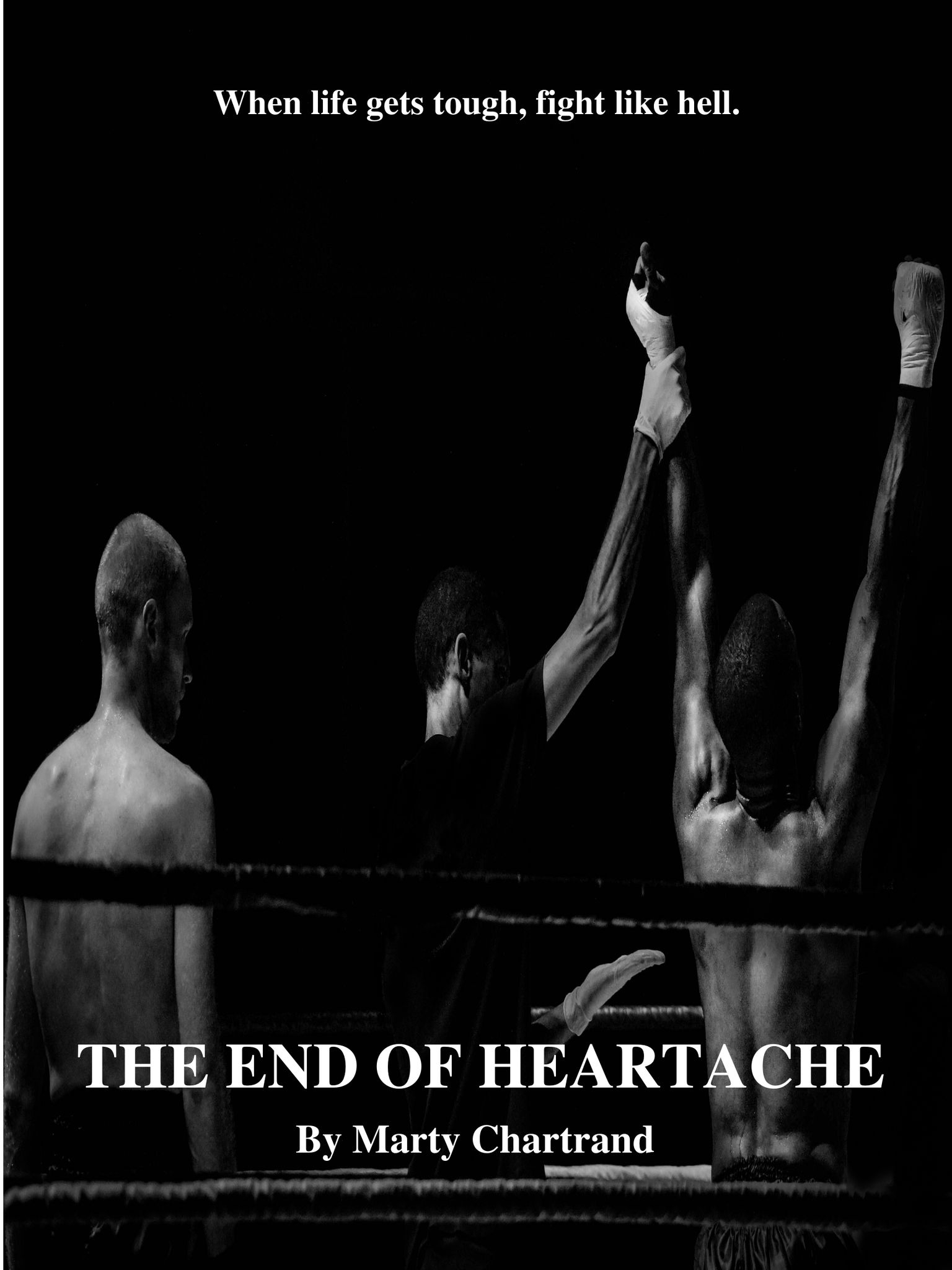 THE END OF HEARTACHE
