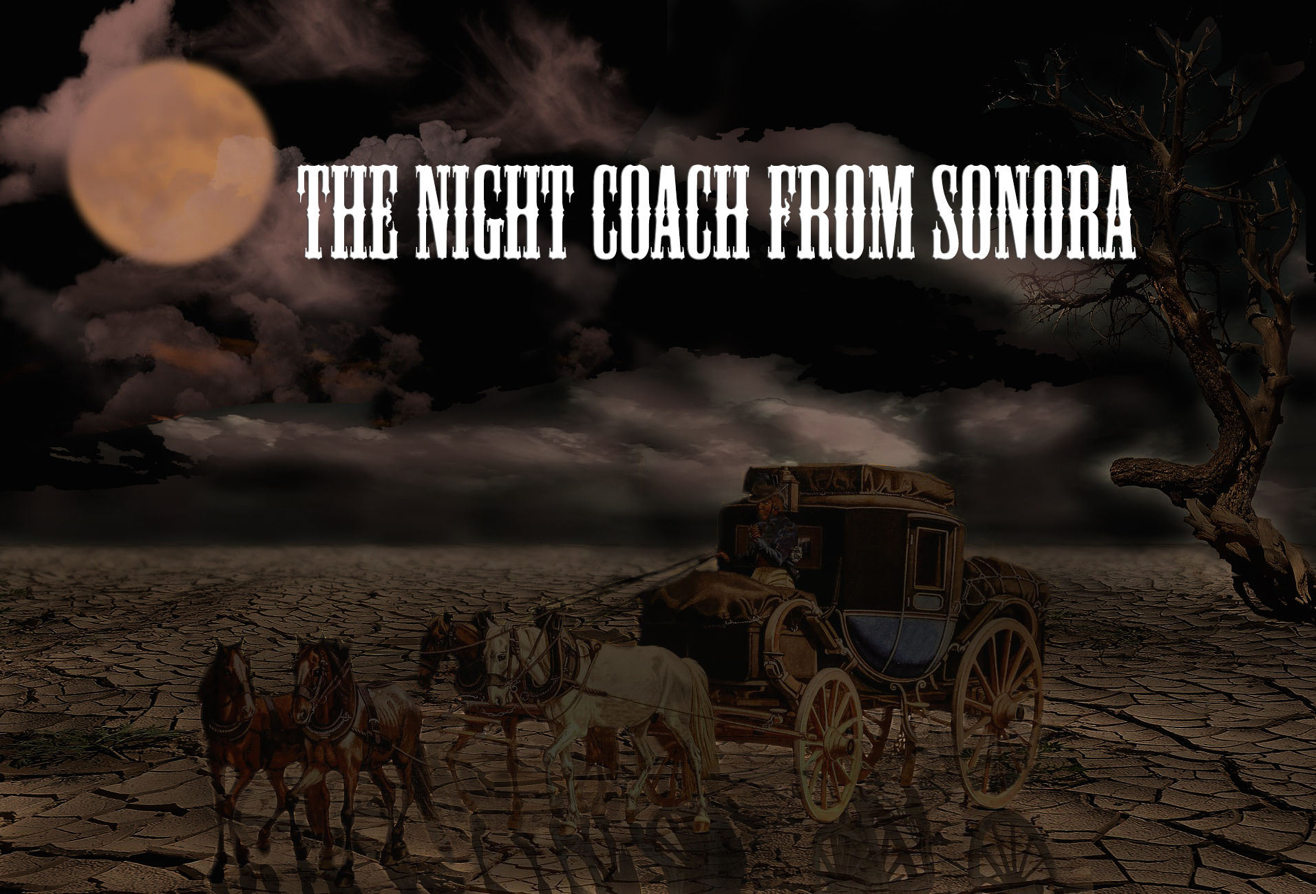 THE NIGHT COACH FROM SONORA