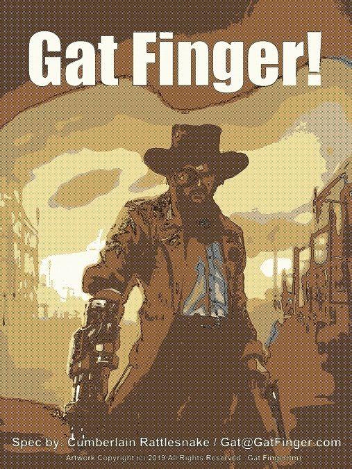 GAT FINGER