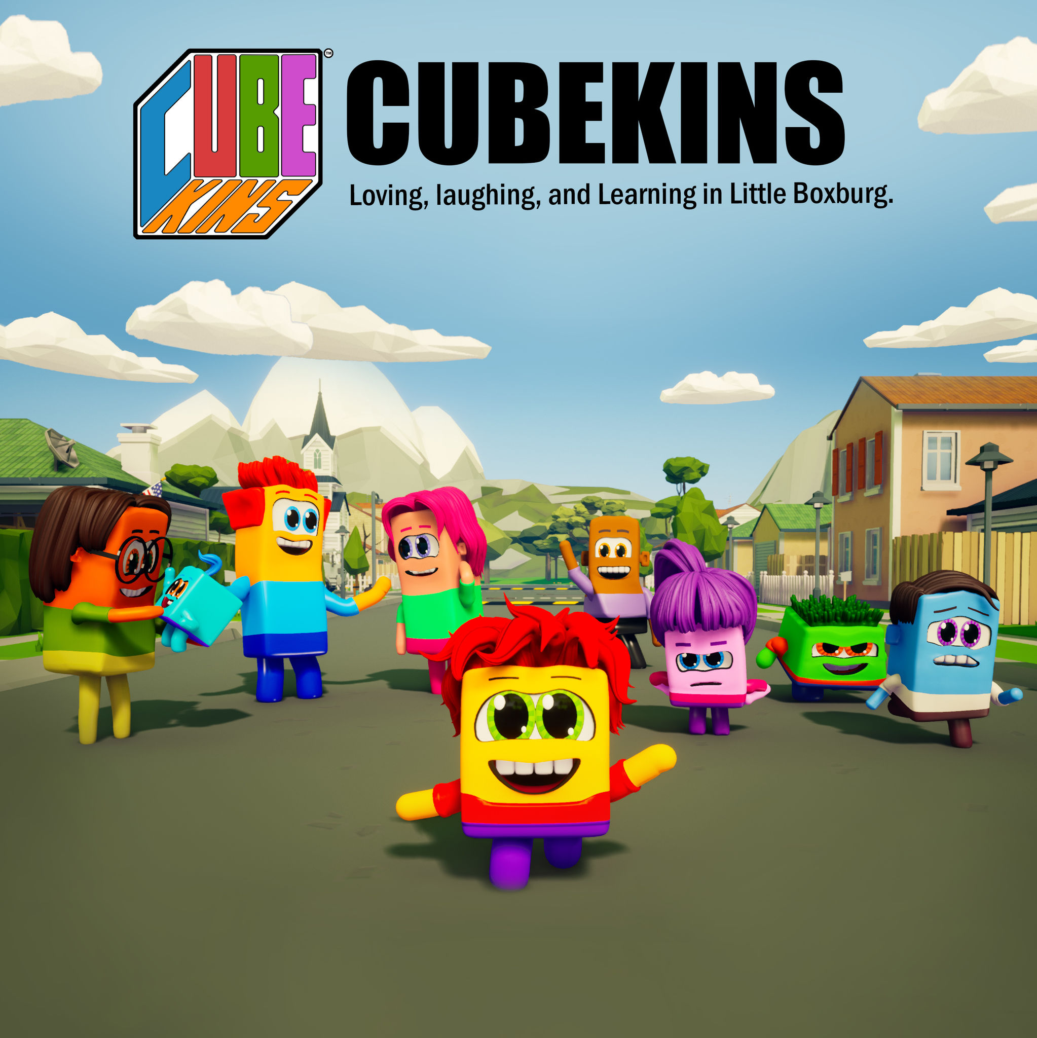 THE CUBEKINS: INVASION OF THE CUBECUMBERS