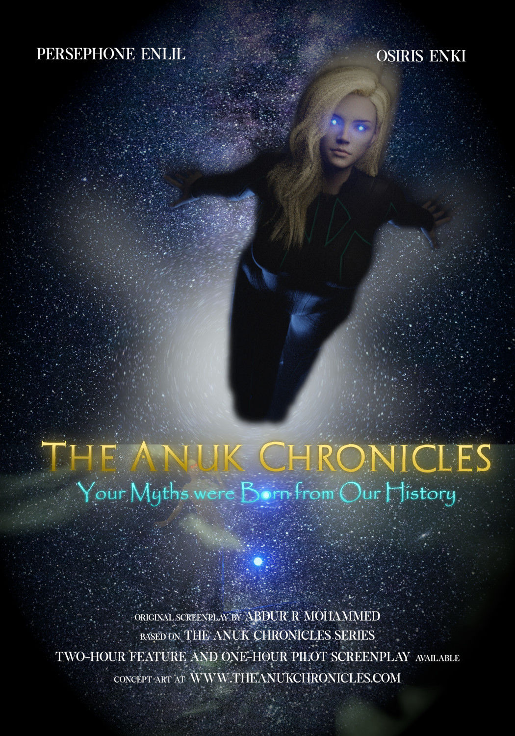 THE ANUK CHRONICLES
