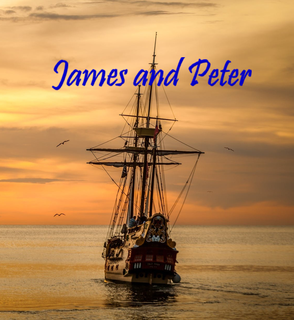 JAMES AND PETER
